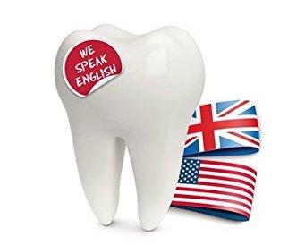 English dentist in RC